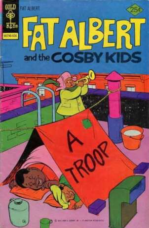 Fat Albert #13 comic books for sale