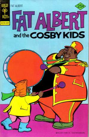 Fat Albert #14 Comic Books - Covers, Scans, Photos  in Fat Albert Comic Books - Covers, Scans, Gallery