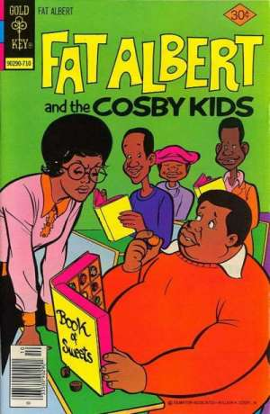 Fat Albert #21 comic books - cover scans photos Fat Albert #21 comic books - covers, picture gallery