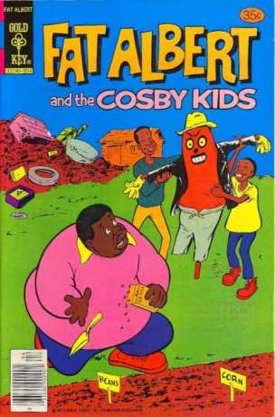 Fat Albert #24 Comic Books - Covers, Scans, Photos  in Fat Albert Comic Books - Covers, Scans, Gallery