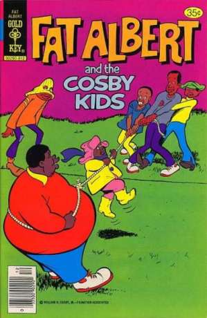 Fat Albert #28 comic books for sale