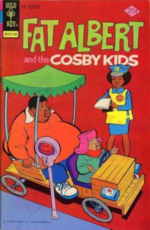Fat Albert #7 Comic Books - Covers, Scans, Photos  in Fat Albert Comic Books - Covers, Scans, Gallery