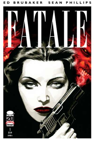 Fatale Comic Books. Fatale Comics.