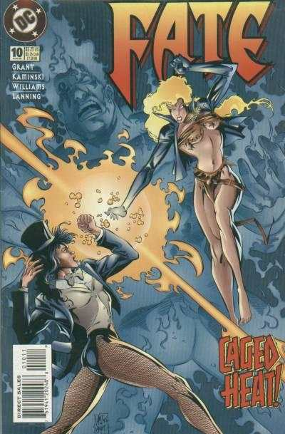Fate #10 Comic Books - Covers, Scans, Photos  in Fate Comic Books - Covers, Scans, Gallery