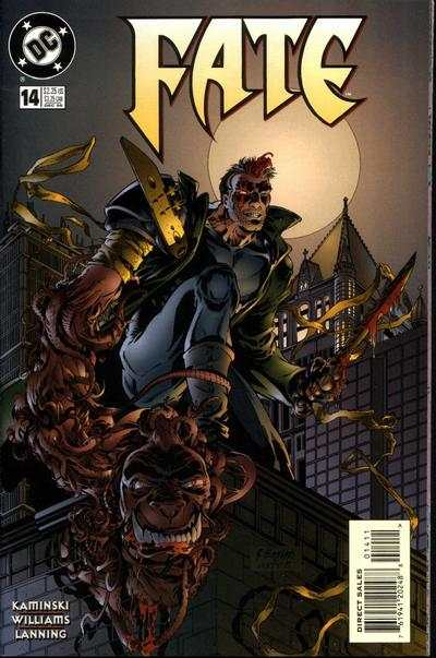 Fate #14 Comic Books - Covers, Scans, Photos  in Fate Comic Books - Covers, Scans, Gallery