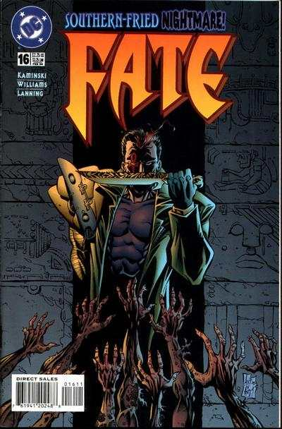 Fate #16 Comic Books - Covers, Scans, Photos  in Fate Comic Books - Covers, Scans, Gallery