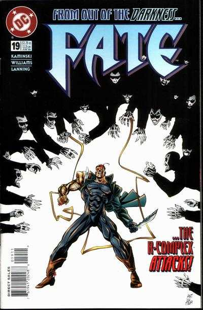 Fate #19 comic books for sale