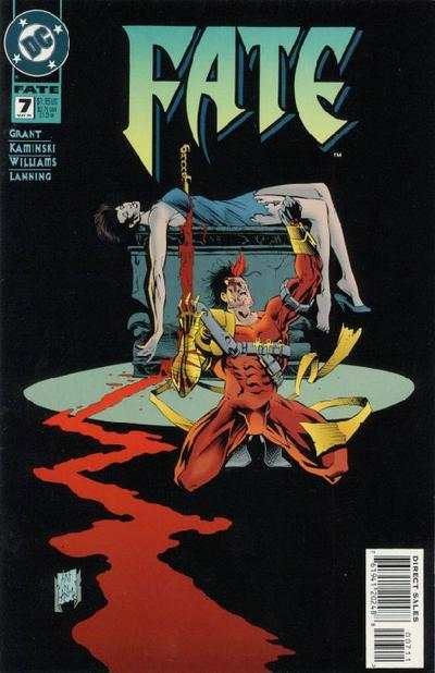 Fate #7 Comic Books - Covers, Scans, Photos  in Fate Comic Books - Covers, Scans, Gallery