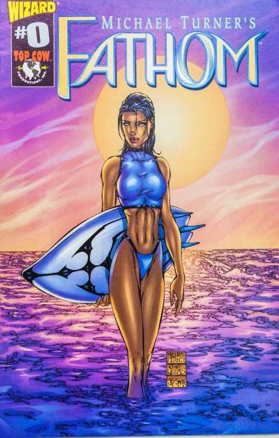 Fathom #0 comic books for sale