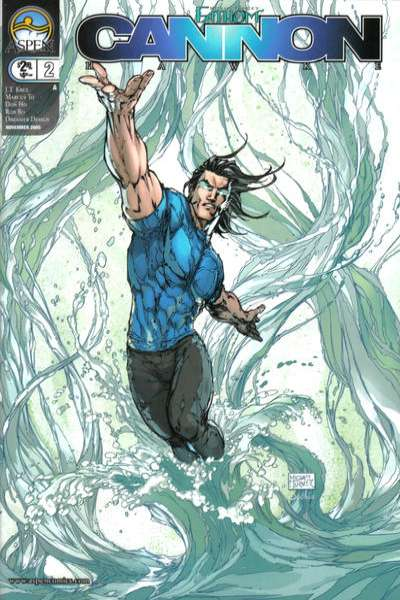 Fathom: Cannon Hawke #2 comic books for sale