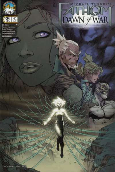 Fathom: Dawn of War #2 comic books for sale