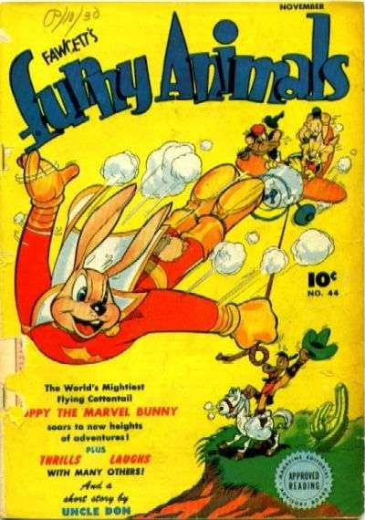 Fawcett's Funny Animals #44 comic books for sale
