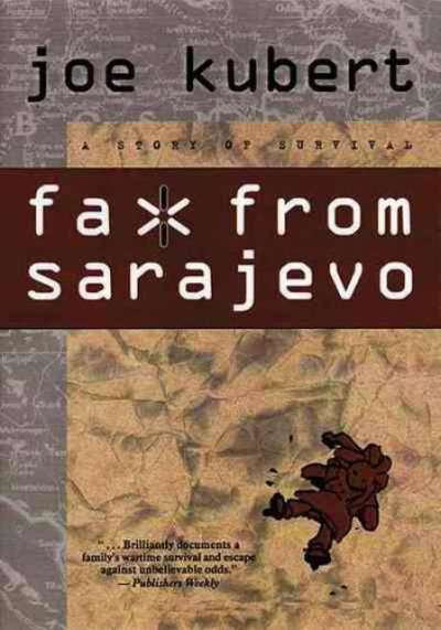 Fax from Sarajevo - Hardcover #1 comic books - cover scans photos Fax from Sarajevo - Hardcover #1 comic books - covers, picture gallery