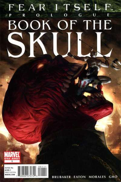 Fear Itself: Book of the Skull #1 comic books for sale