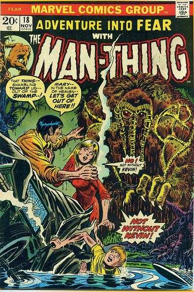 Fear #18 Comic Books - Covers, Scans, Photos  in Fear Comic Books - Covers, Scans, Gallery