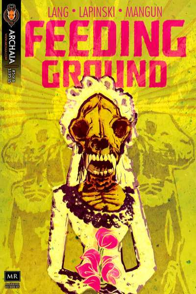 Feeding Ground #5 Comic Books - Covers, Scans, Photos  in Feeding Ground Comic Books - Covers, Scans, Gallery