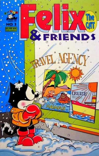 Felix the Cat and Friends #3 Comic Books - Covers, Scans, Photos  in Felix the Cat and Friends Comic Books - Covers, Scans, Gallery