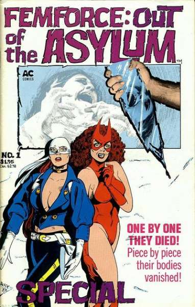 FemForce: Out of the Asylum Comic Books. FemForce: Out of the Asylum Comics.