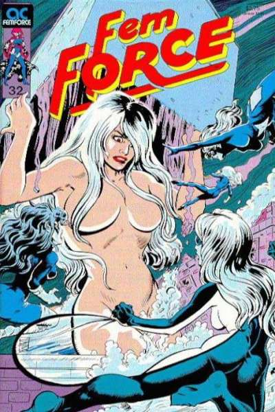 FemForce #32 comic books for sale
