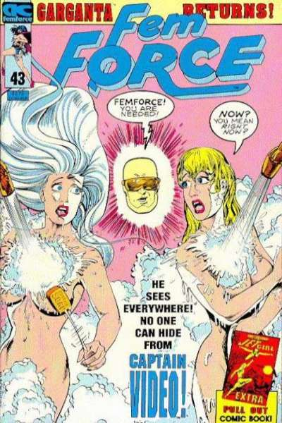 FemForce #43 comic books for sale