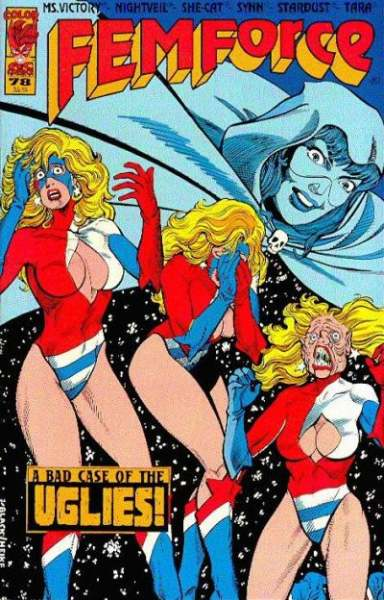 FemForce #78 comic books for sale