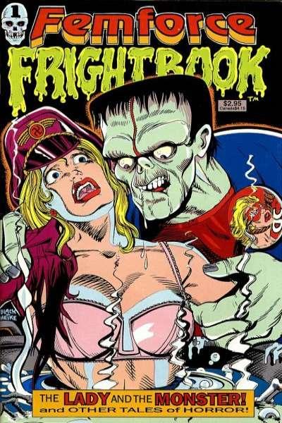 FemForce #1 comic books for sale