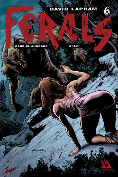 Ferals #6 comic books for sale