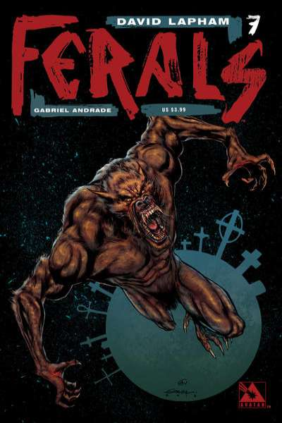 Ferals #7 comic books for sale