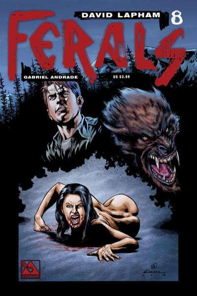 Ferals #8 comic books for sale