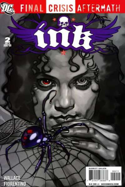Final Crisis Aftermath: Ink #2 comic books for sale
