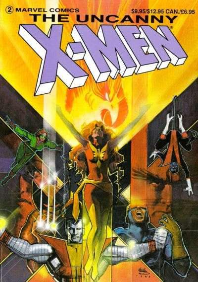 Fireside Book Series: The Uncanny X-Men #1 comic books - cover scans photos Fireside Book Series: The Uncanny X-Men #1 comic books - covers, picture gallery
