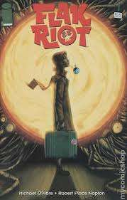 Flak Riot #1 comic books for sale