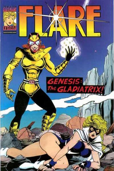 Flare #13 Comic Books - Covers, Scans, Photos  in Flare Comic Books - Covers, Scans, Gallery