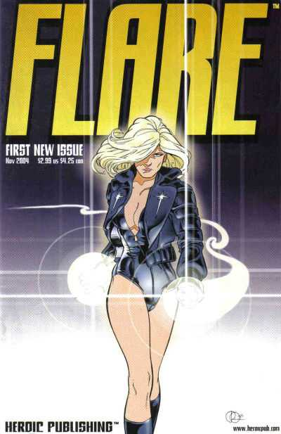 Flare #1 comic books for sale