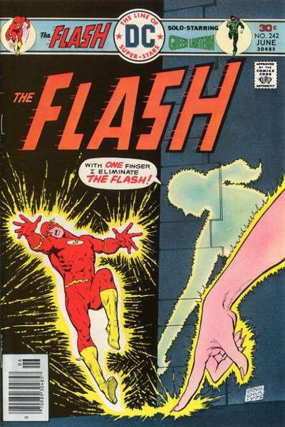 Flash #242 comic books for sale
