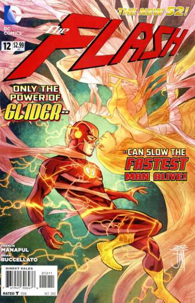 Flash #12 Comic Books - Covers, Scans, Photos  in Flash Comic Books - Covers, Scans, Gallery