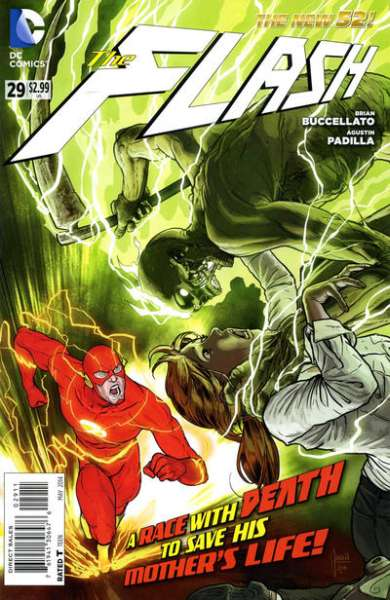 Flash #29 comic books - cover scans photos Flash #29 comic books - covers, picture gallery
