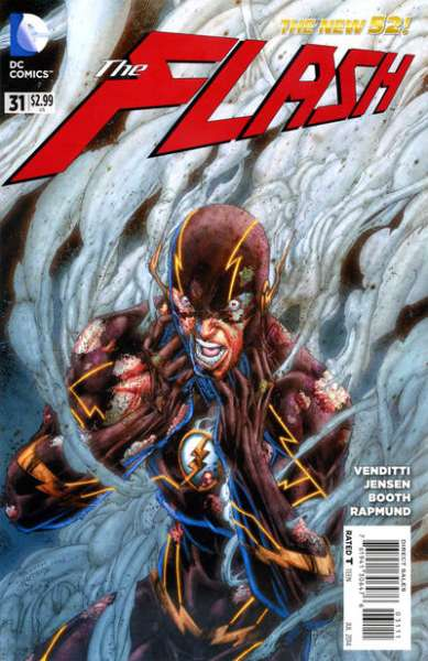Flash #31 comic books - cover scans photos Flash #31 comic books - covers, picture gallery