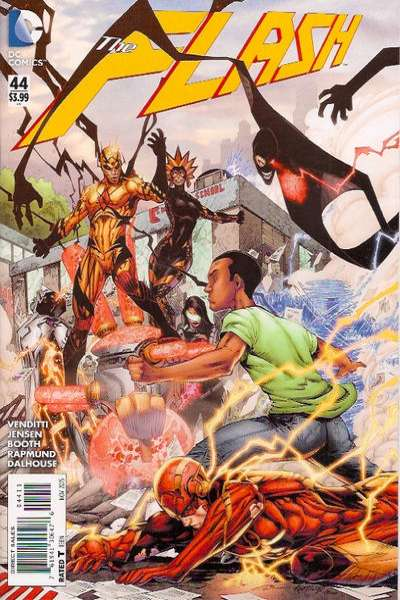 Flash #44 comic books for sale