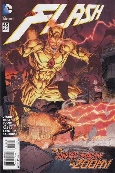 Flash #45 comic books for sale