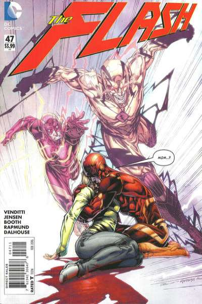 Flash #47 comic books for sale