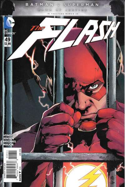 Flash #49 comic books for sale