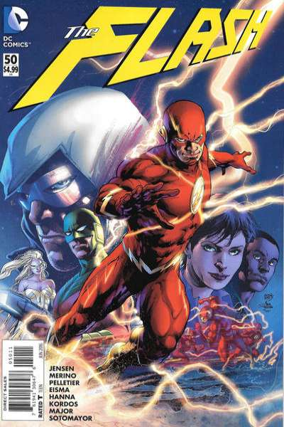 Flash #50 comic books for sale