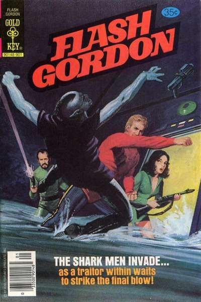 Flash Gordon #21 comic books for sale