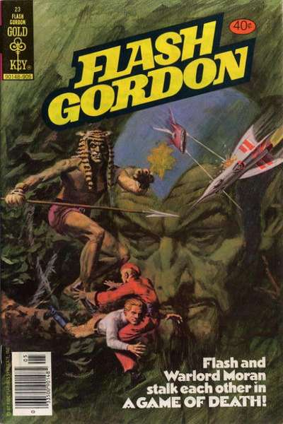 Flash Gordon #23 Comic Books - Covers, Scans, Photos  in Flash Gordon Comic Books - Covers, Scans, Gallery