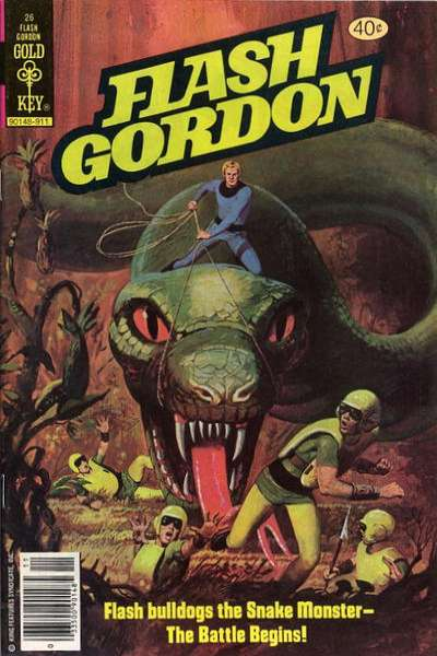 Flash Gordon #26 comic books for sale