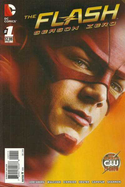 Flash: Season Zero Comic Books. Flash: Season Zero Comics.