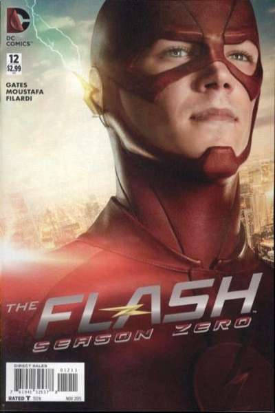 Flash: Season Zero #12 comic books for sale