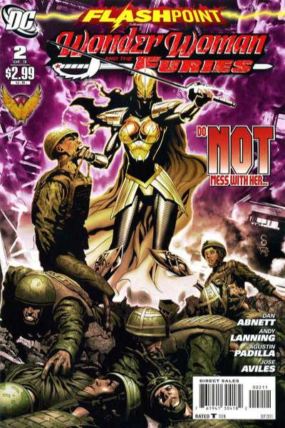 Flashpoint #2 comic books for sale