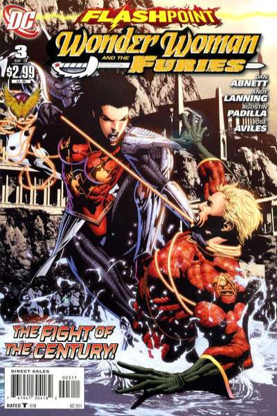 Flashpoint #3 comic books for sale